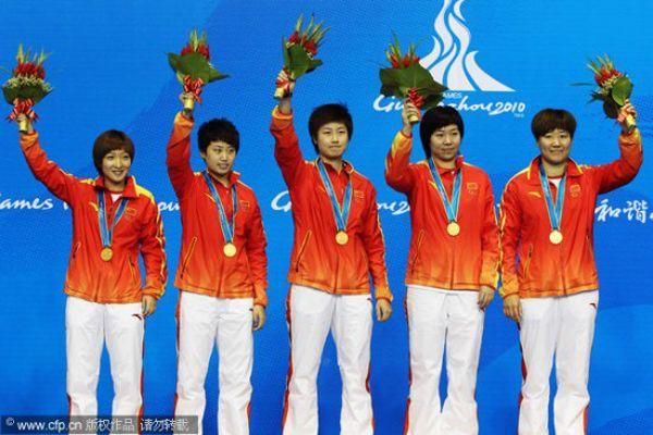 07-乒乓球女团