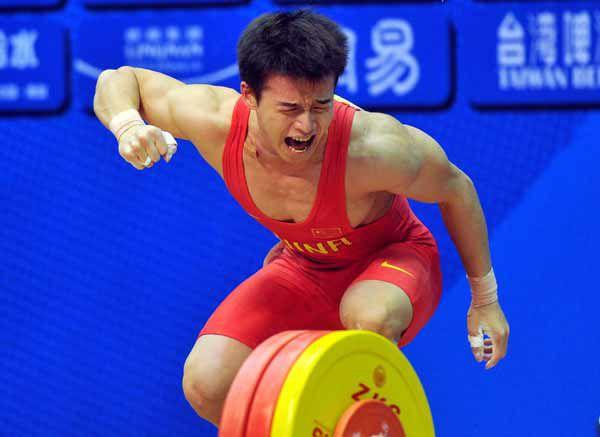 19-男子举重56公斤级