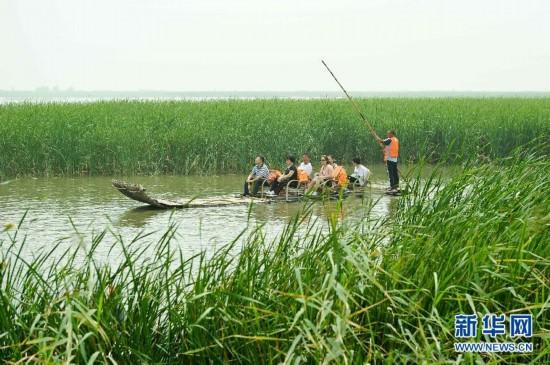 吉林查干湖蒙古族民俗旅游节开幕 高清