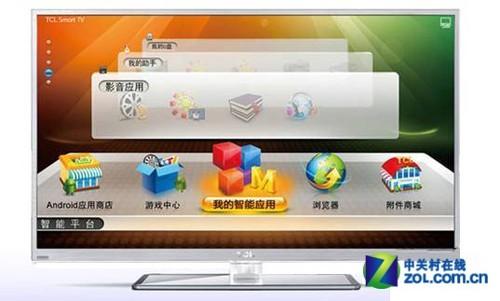 �潘空昭�玩智能 热卖smart TV降价TOP5