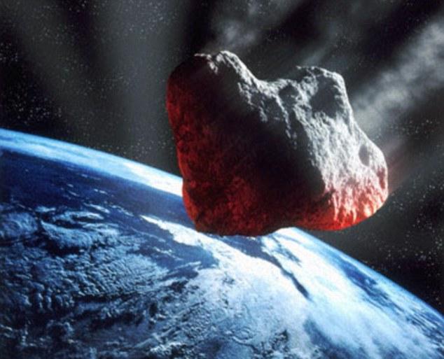 7月22日,近地小行星2002AM31将靠近地球并与其擦肩而过