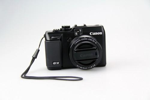 高画质搭配24mm广角 佳能G1X开价4880元