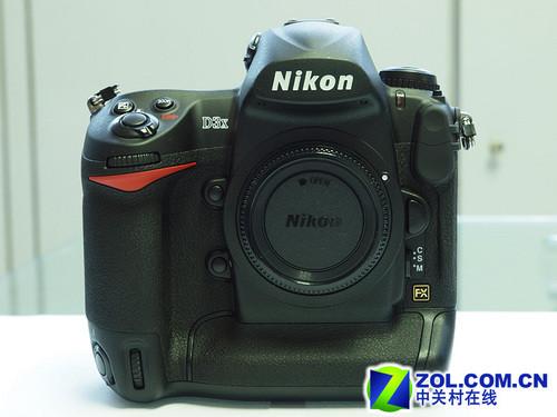 停产后价格小调 尼康D3X促销价45830元