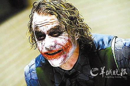 """""""小丑""""希斯·莱杰"""
