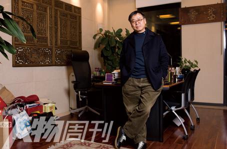 阎焱(图/本刊记者 姜晓明)