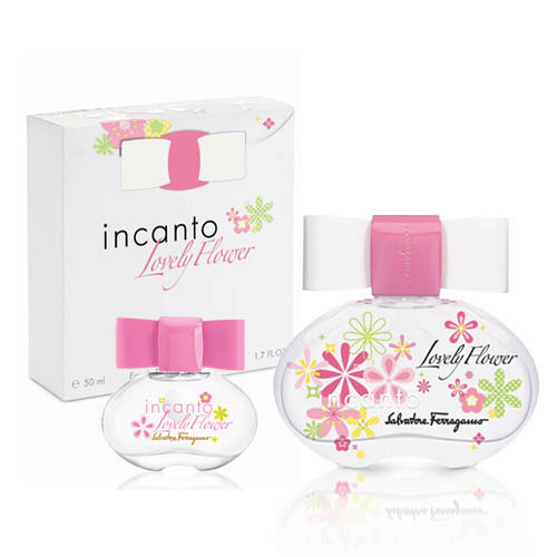 Incanto Lovely Flower淡香水