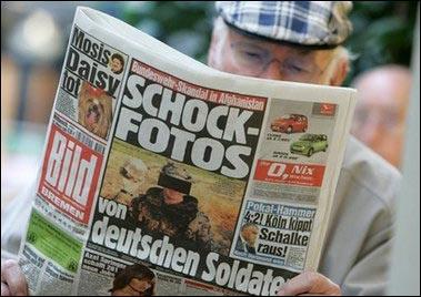 德国报业积极发展电子报