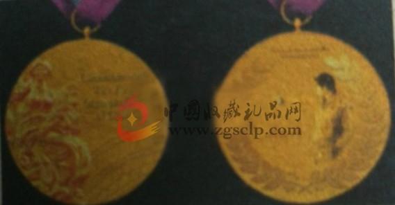 中华第一冠军金牌表收藏价值