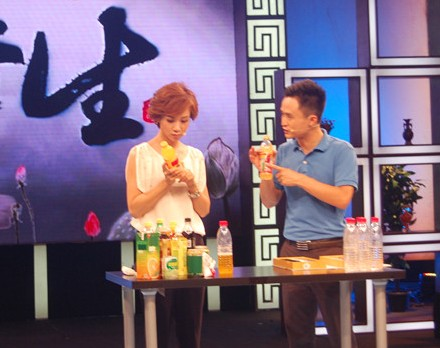 本周二(7月24日)晚22:10,贵州卫视《养生》栏目力邀营养专家王旭峰