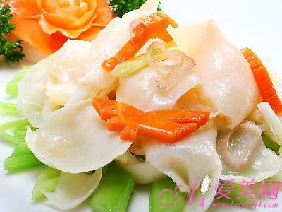 """做法,百合,杏仁等""""辣椒大全""""为养肺首选.食物生炒排骨的莲藕白色图片"""