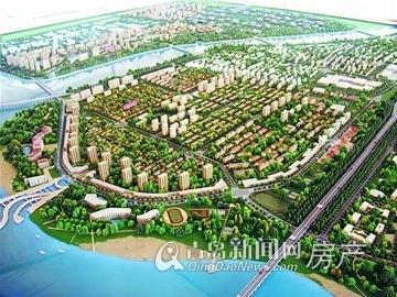 青岛市保障房小区找邻居:流亭街道项目          白沙湾保障房集中