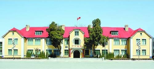 山东省龙口第一中学120周年校庆文章(第一描写建筑设计工作者的公告图片