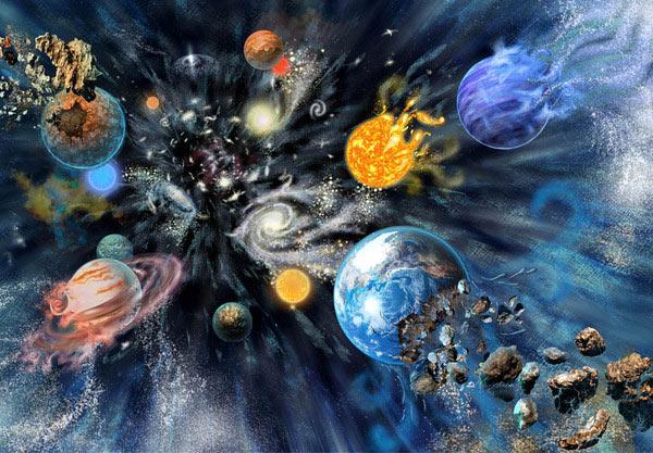 研究发现:167亿年后暗能量将把宇宙撕裂57 / 作者:UFO中文网 / 帖子ID:14837,38059