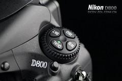 尼康 D800 功能按钮