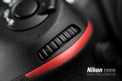 尼康 D800 功能拨轮