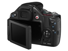 专业品质媲美单反 佳能SX40售价3050元