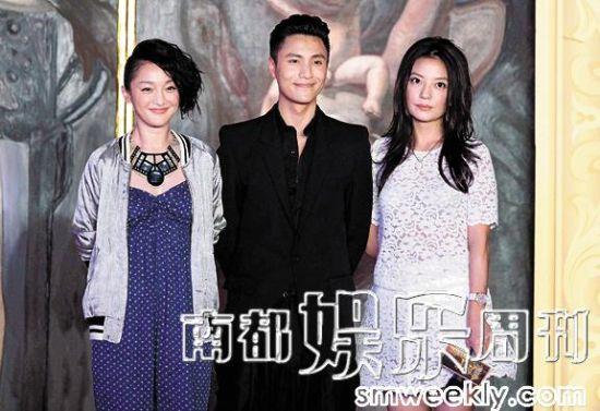 周迅、陈坤、赵薇领衔主演的《画皮》获得票房大丰收
