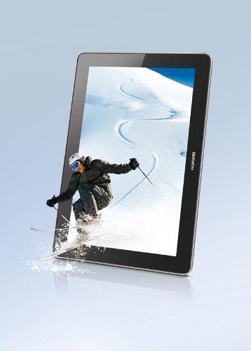 华为MediaPad 10 FHD搭载极速四核CPU,为用户提供流畅的操作体验