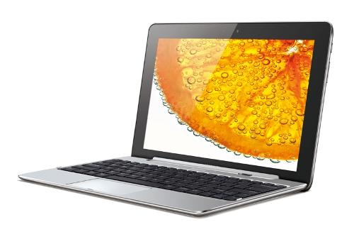 华为MediaPad 10 FHD与键盘配合使用,变身商务精英的绝佳商务伴侣