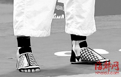 跆拳道电子护具增大了比赛的偶然性