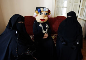 """埃及""""面纱女性""""电视频道开播"""