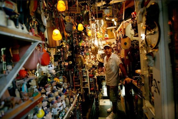 纽约环卫工人收集千件垃圾 筹建垃圾博物馆[图]