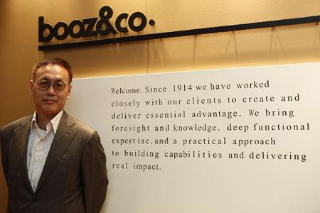 博斯公司全球高级合伙人、大中华区董事长谢祖墀博士