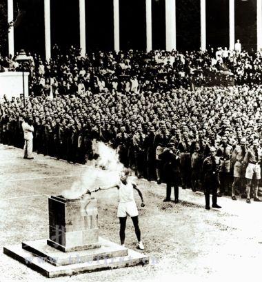 1936年柏林奥运会-弗里茨·希尔根(田径)