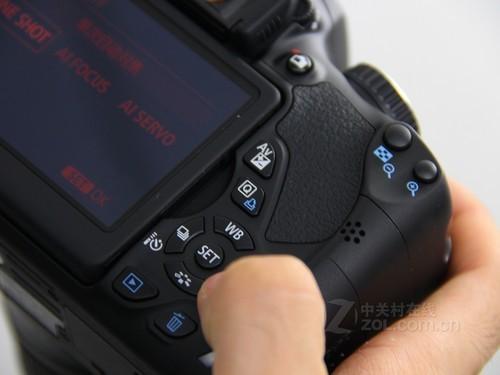 佳能 650D黑色 功能按钮