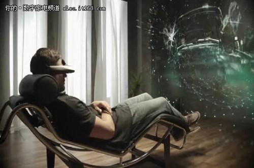 无串扰清晰3D影像