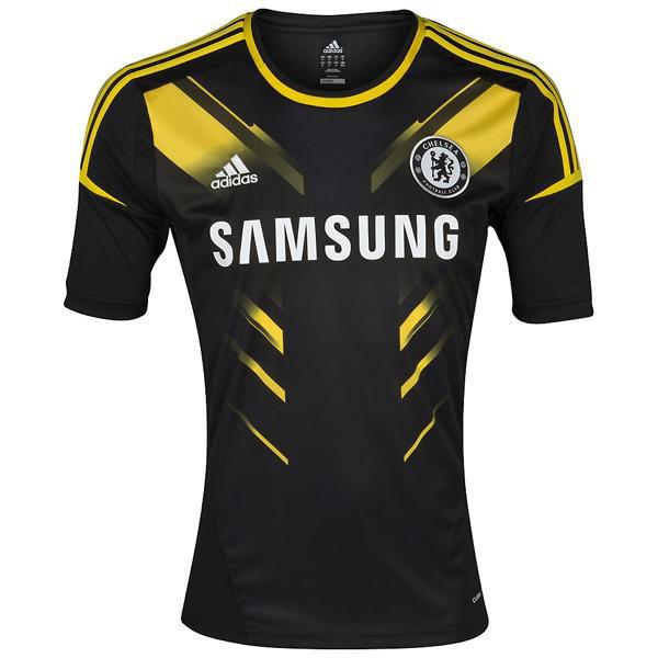 托雷斯切尔西球衣;  球衣  队服第三客场短袖正版足球服 12-13图片