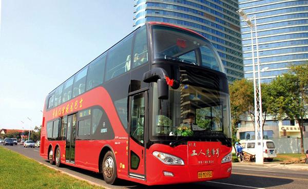 新威尼斯官网,威尼斯正版官方网站青岛温馨巴士有限企业的品牌扩张之路