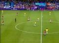 视频-2012奥运男足C组巴西VS埃及45-60分钟实况
