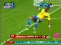 视频-奥巴梅扬怒射死角扳平比分 瑞士1-1加蓬