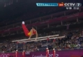 奥运视频-张成龙双杠动作近完美 男团体操预赛