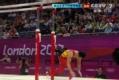 奥运视频-郭伟阳双杠落地小失误 男团体操预赛
