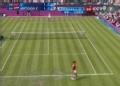 奥运视频-汉图楚娃吊球失误出界 奥运女单网球