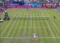 奥运视频-李娜飞身接球险些摔跤 奥运女单网球