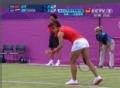 奥运视频-李娜完美变线打对角 斯洛伐克VS中国