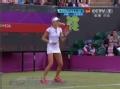 奥运视频-汉图楚娃完美破发球 直击李娜空防线