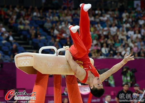 最稀里哗啦-中国体操男团