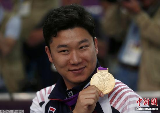韩国首金得主秦钟午:希望挑战里约奥运