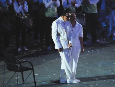 伦敦奥运会开幕式七大记忆