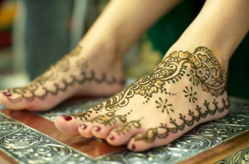 揭秘印度姑娘出嫁前都会做的事
