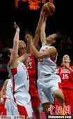 战克罗地亚成奥运关键一役 中国女篮望重返四强