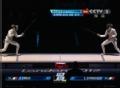 奥运视频-弗朗西斯加时赛绝杀 夺女子花剑金牌