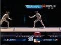 奥运视频-爱丽丝秀封喉剑 女子个人花剑金牌赛