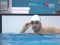 奥运视频-斯普林格轻松晋级 游泳男子100半决赛