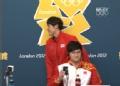 奥运视频-朴泰桓盛赞孙杨亚洲光荣 握手泯恩仇