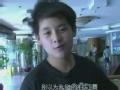 《向上吧!少年-成长秀片花》JTV记者对拉丁小胖翟傲邦跟踪采访